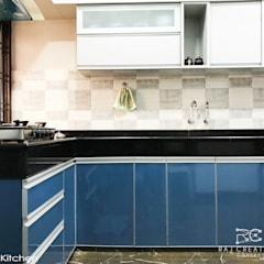 Kitchen units by Raj Creation,