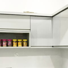 Kitchen units by Raj Creation