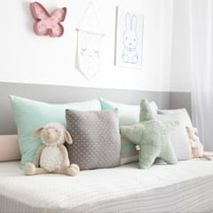 Kamar tidur anak perempuan by K Arquitetura