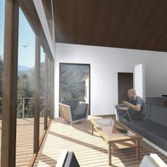 บ้านประหยัดพลังงาน by L2 Arquitectura