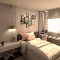 Teen bedroom by Revisite