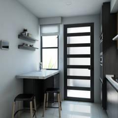 Kitchen by box04 ARQUITECTURA