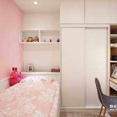 Small bedroom by 顥岩空間設計