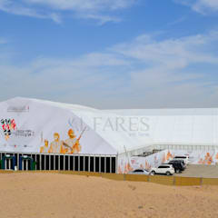 Tents and Marquees for Events:  Garage/shed by Al Fares International Tents
