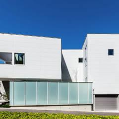 Say-house: スレッドデザインスタジオが手掛けた一戸建て住宅です。