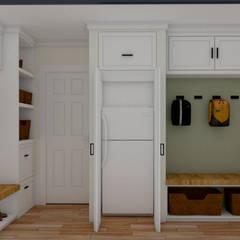 Dressing room by Miguel Mayorga,