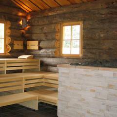 Sauna by KOERNER SAUNABAU GMBH