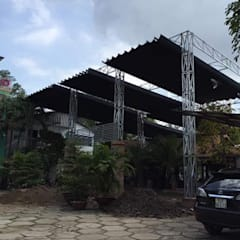 Carport by MAI HIEN DI DONG HA NOI 0945158931