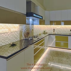 Small-kitchens by The KariGhars