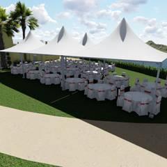 Lugares para eventos de estilo  por MSM Estudio