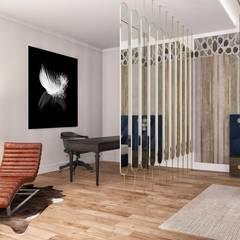 Minimalismo Design – Onur Life Esenyurt:  tarz Yatak Odası