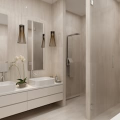 Bilgah Villa - Baku / Azerbaycan Eklektik Banyo Sia Moore Archıtecture Interıor Desıgn Eklektik Seramik