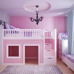 Nursery/kid's room by ОИД БАЗИЛИКА, Classic