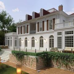 Sia Moore Archıtecture Interıor Desıgn – Özel Villa - Abu Dhabi / BAE:  tarz Villa