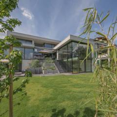Luxusimmobilie in Hofheim:  Villa von S3P-Engineering GmbH & Co. KG