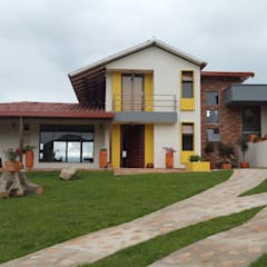 Country house by Ba arquitectos