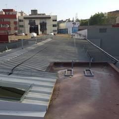 Gable roof by ESMETEVA