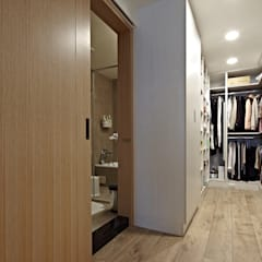 Ruang Ganti oleh 耀昀創意設計有限公司/Alfonso Ideas