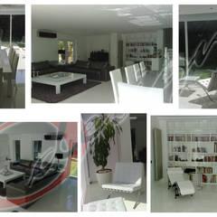 O Design  – O Design Zekeriyaköy Projesi:  tarz Oturma Odası