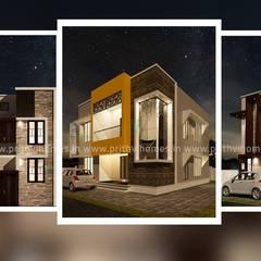 Balcón de estilo  por Prithvi Homes