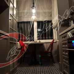 O Design  – O Design Rumeli Hisarı Projesi:  tarz Mutfak