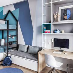 Teen bedroom by Insight Studio
