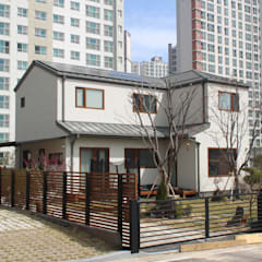 Country house by 이우 건축사사무소,