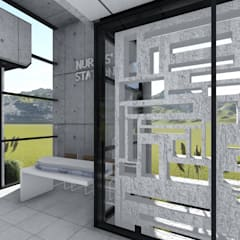 SKIN DEEP BURNS CLINIC:  Clinics by NDLOVU DESIGNS