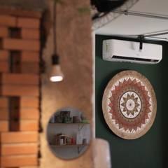 Winkelruimten door Quatro Fatorial Arquitetura e Urbanismo