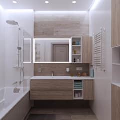 Bathroom by 'INTSTYLE'