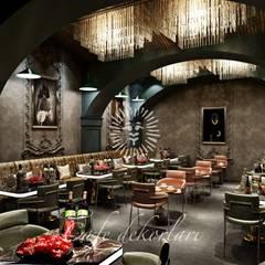 Artstyle Architecture Design – Avusturya Graz Vigo Restaurant&Shishia Lounge Dekorasyonu:  tarz Bar & kulüpler