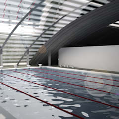 Gym by Arquitecto-Villarino