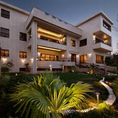Sia Moore Archıtecture Interıor Desıgn – Özel Villa - Süleymaniye / Irak:  tarz Müstakil ev