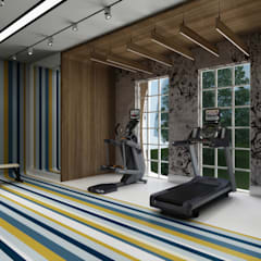 Ruang Fitness oleh Sia Moore Archıtecture Interıor Desıgn