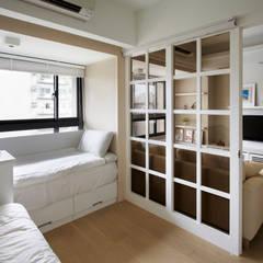 瀰 貢:  臥室 by 耀昀創意設計有限公司/Alfonso Ideas