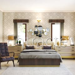 Small bedroom by Entracte, Modern
