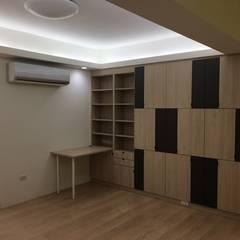 Study/office by 捷士空間設計(省錢裝潢), Modern
