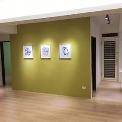 Corridor & hallway by 捷士空間設計(省錢裝潢), Modern