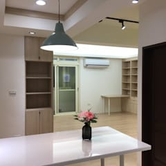 Dining room by 捷士空間設計(省錢裝潢), Modern