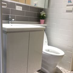 Bathroom by 捷士空間設計(省錢裝潢), Modern