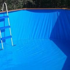 Comprar piscinas de acero desmontables Barcelona: Piscinas de jardín de estilo  de Outlet Piscinas