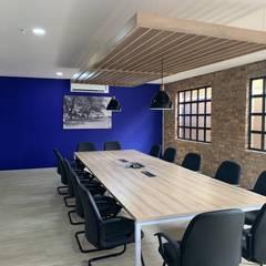 CS DESIGN Modern office buildings