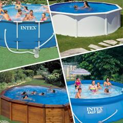 Comprar piscinas desmontables en Barcelona: Piscinas de jardín de estilo  de Outlet Piscinas,