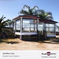 بيت زجاجي تنفيذ Albert Genau