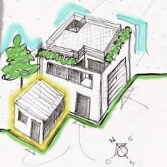 Villas by Ristruttura Felice, Industrial