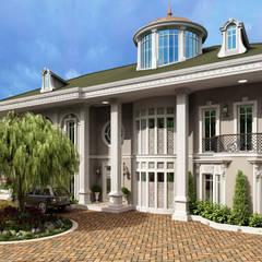 Sitak Villa - Süleymaniye / Irak Sia Moore Archıtecture Interıor Desıgn Klasik Beton