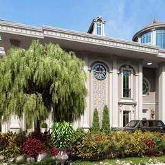 Sia Moore Archıtecture Interıor Desıgn – Sitak Villa - Süleymaniye / Irak:  tarz Villa