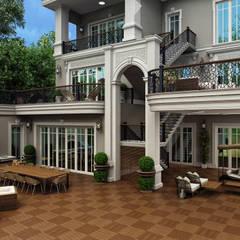 Villa door Sia Moore Archıtecture Interıor Desıgn