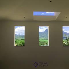 by DVA · Arquitectura, Diseño Gráfico y Publicidad Rustic اینٹوں