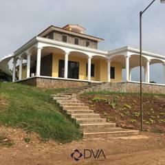 منزل ريفي تنفيذ  DVA · Arquitectura, Diseño Gráfico y Publicidad,